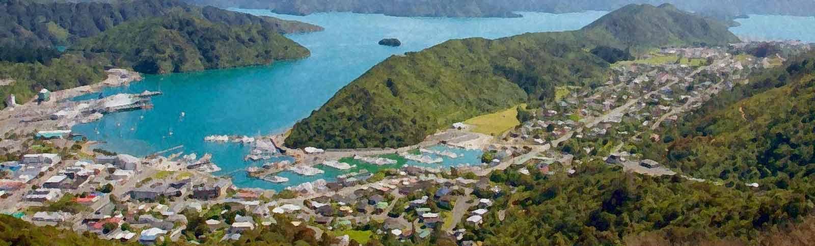 Guide to New Zealand's Marlborough Region