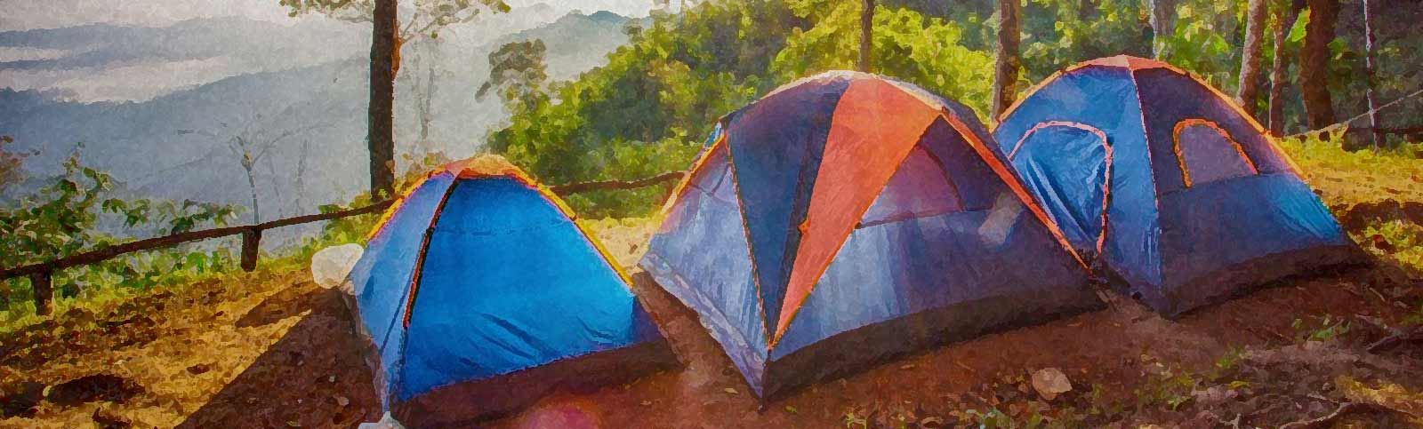 How to Turn Your Tent Into Your Comfort Zone