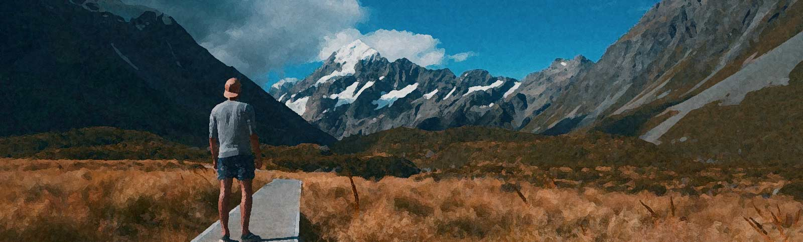 New Zealand is the Trekking Capital of the World