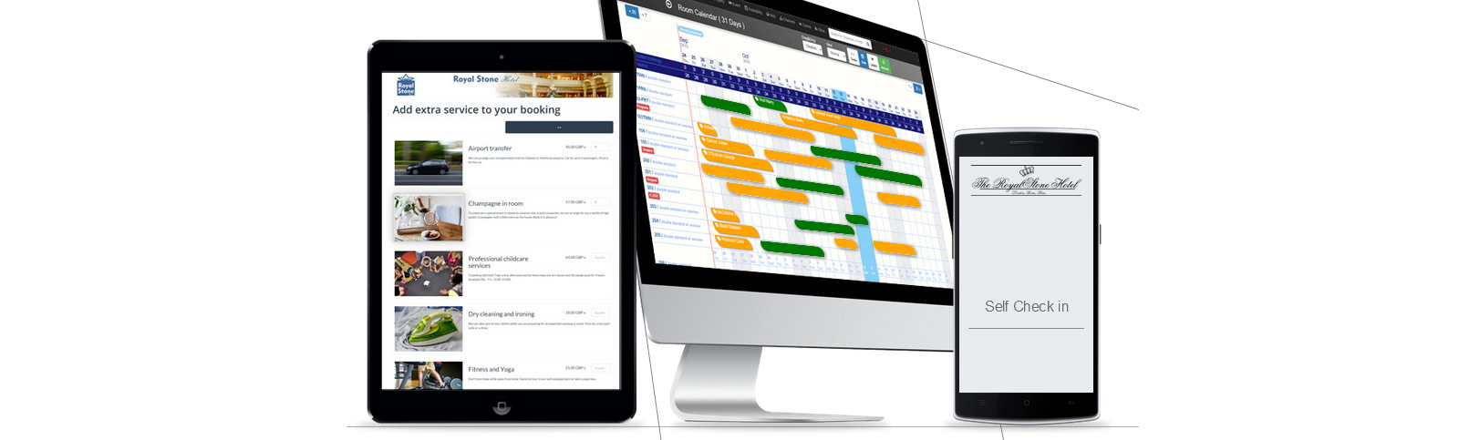 Hotel Management Made Easy With a Professional All-in-one PMS